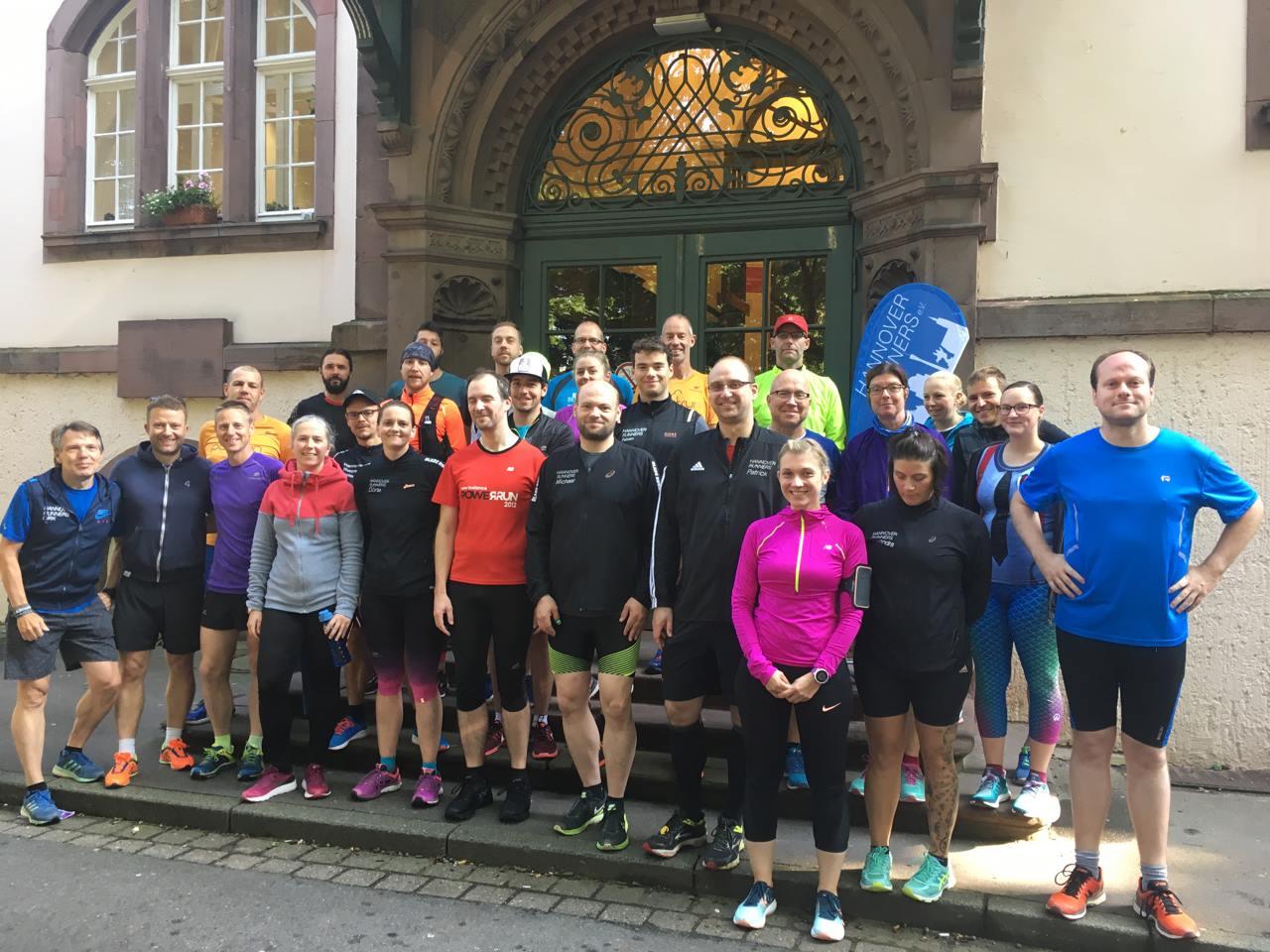 Der Bericht: parkrun trifft Hannover Runners