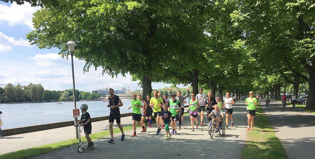 24 Stunden-Spenden Lauf der Hannover Runners 2018