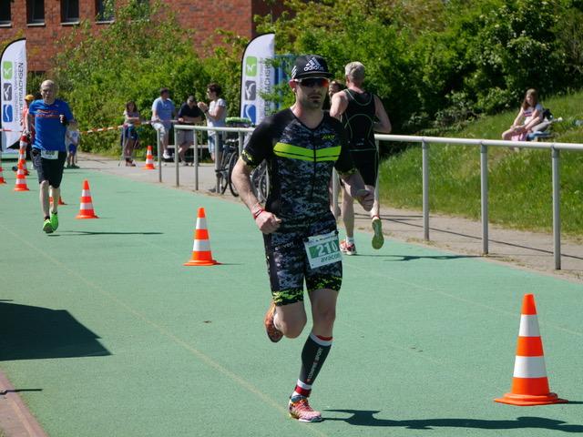 Wir suchen Helfer für den Wasserstadt-Triathlon