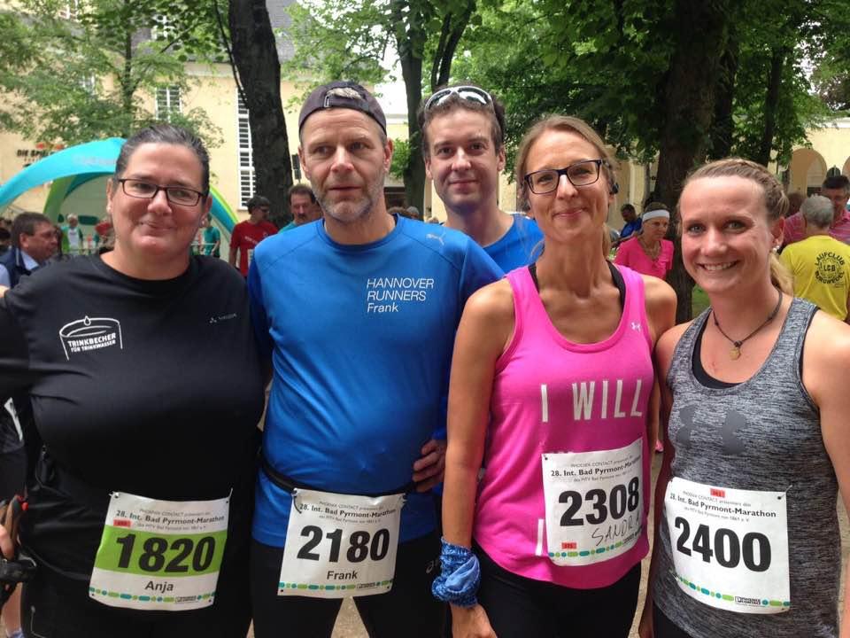 Mein schönstes Hannover Runners Erlebnis – Sandra