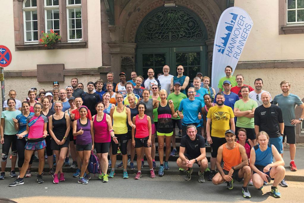 Hannover Runners Sonntags-Lauftreff