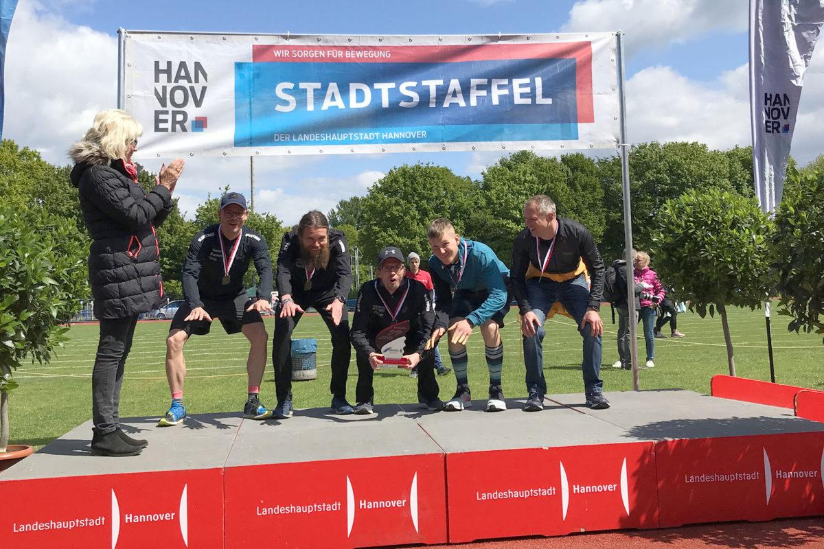 Bericht Stadtstaffel 2019