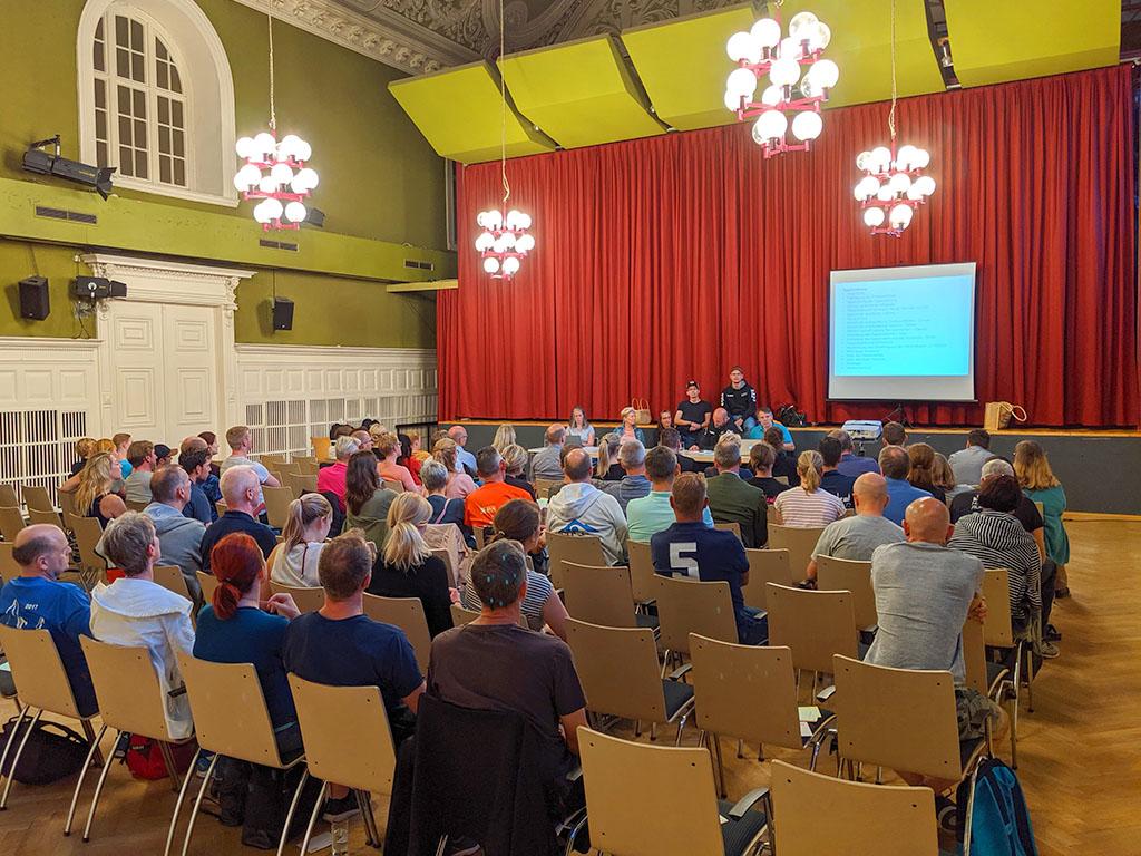 Kurzbericht von der Mitgliederversammlung Hannover Runners e.V. 2019