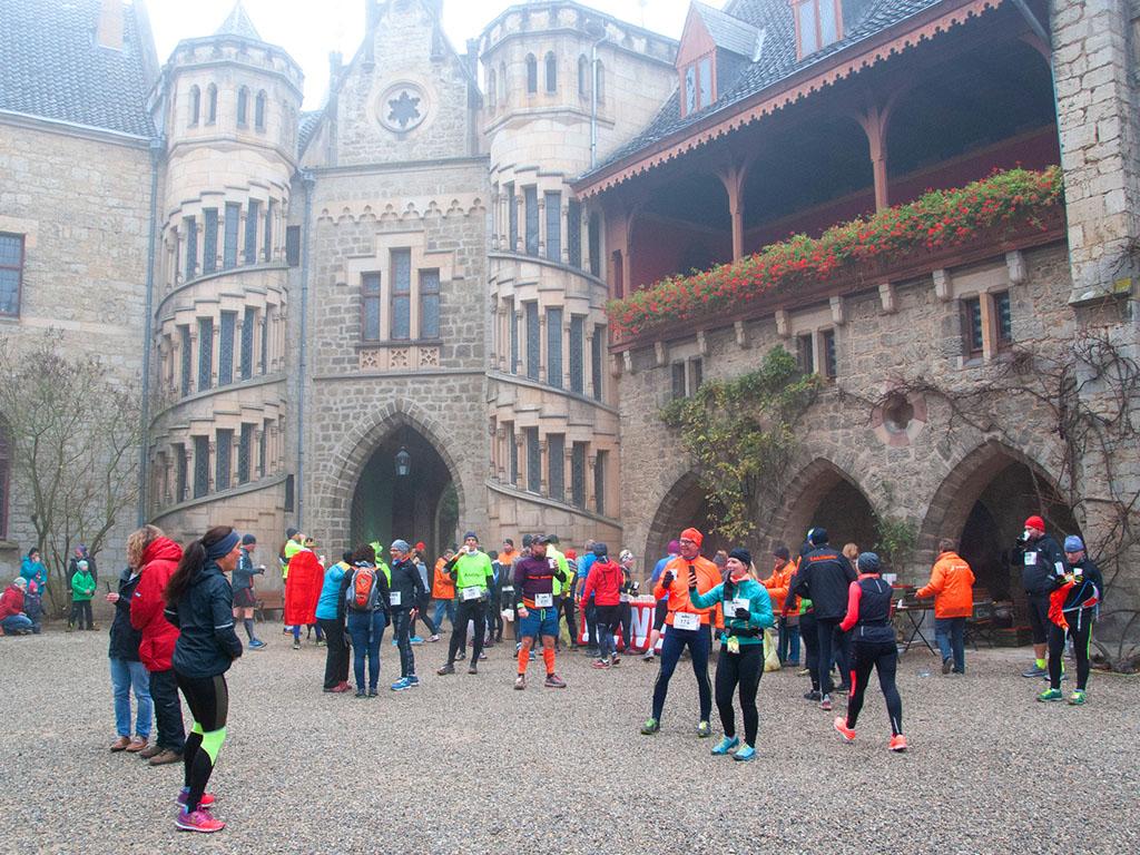 Marienburg Marathon Staffel (4x 10,5km)