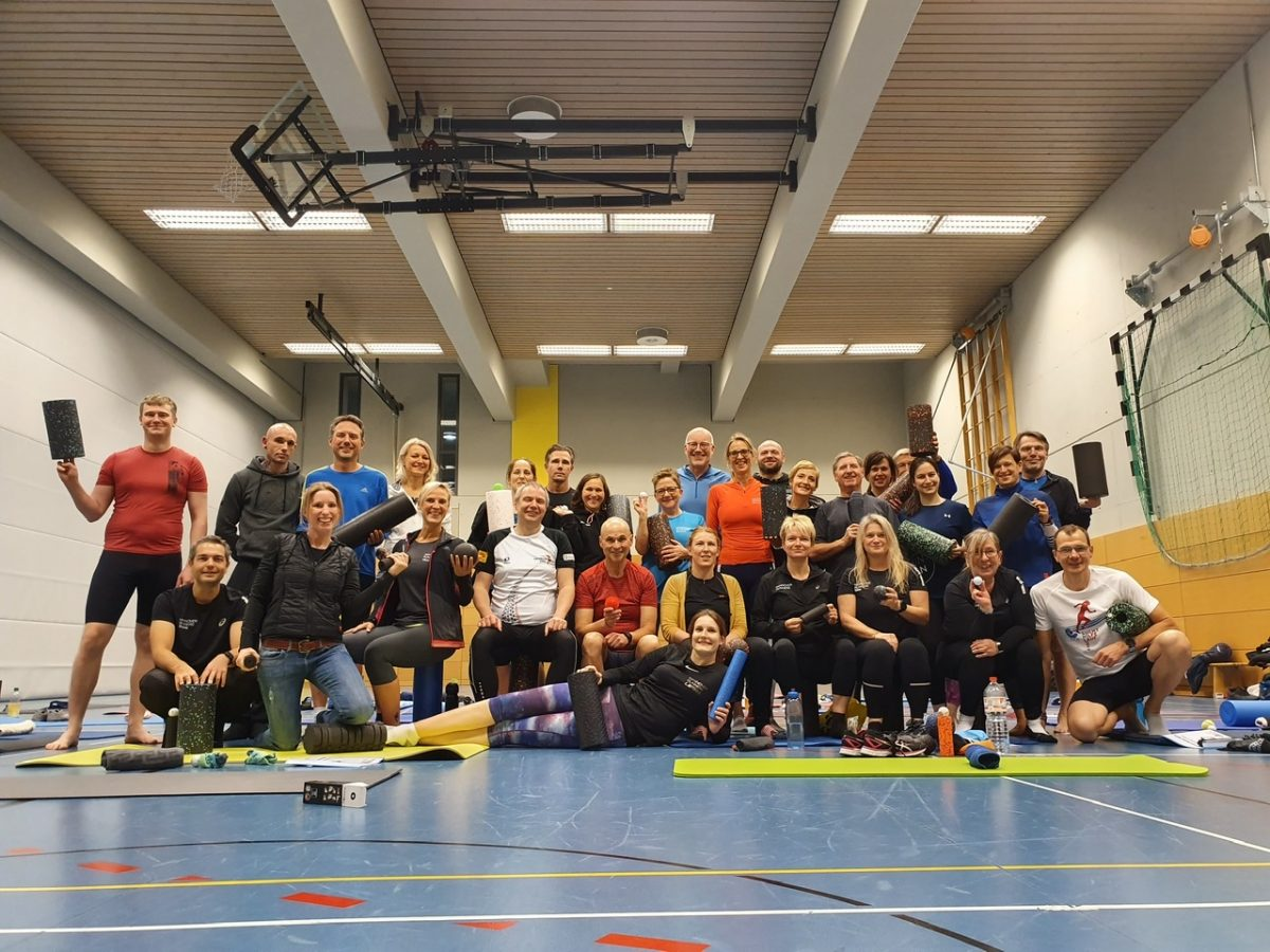 Faszien-Workshop Hannover Runners