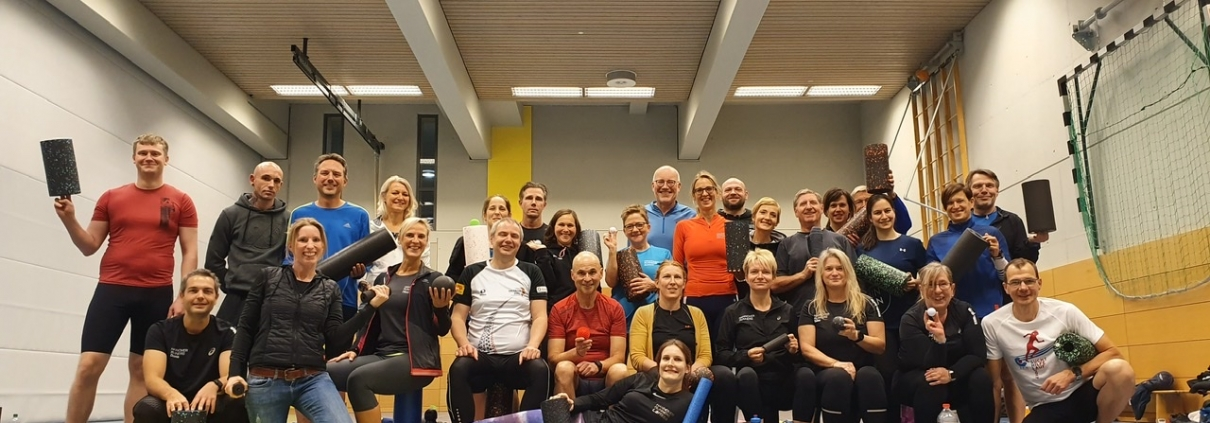 Faszien-Workshop Hannover Runners