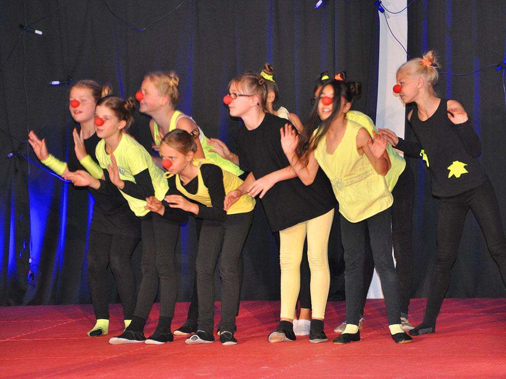 Zirkus Hermine – unser Spenden-Empfänger