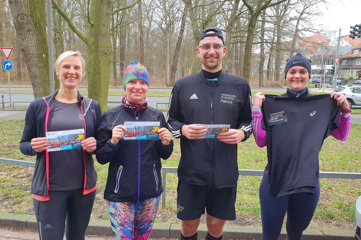 Gewinner der Challenge Sonntags-Lauftreff 2019