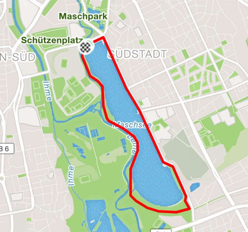 Hannover Runners Rennschnecken-Lauftreff